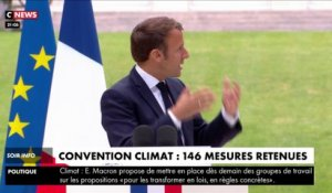 Convention Climat : 146 mesures retenues