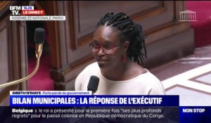 "Municipales 2020: ""Cette abstention massive doit collectivement nous interpeller"", déclare Sibeth Ndiaye"