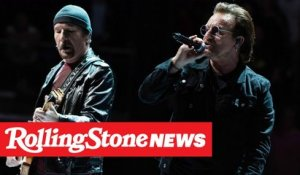U2 Announce New SiriusXM Channel 'U2 X-Radio' | RS News 6/30/20
