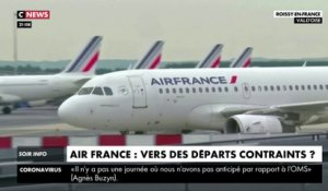Air France : vers des départs contraints ?