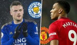 Leicester-Manchester United : les compos probables