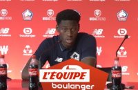 Jonathan David : « Viser le plus haut possible » - Foot - L1 - Lille