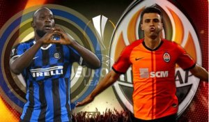 Inter - Shakhtar Donetsk : les compositions probables