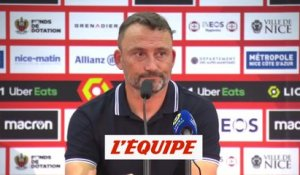 Haise : «On a montré de belles choses» - Foot - L1 - Lens