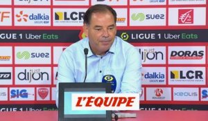 Moulin : «On ne va pas s'enflammer» - Foot - L1 - Angers