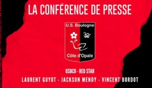 [NATIONAL] J2 Réactions après match USBCO - Red Star