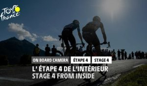 #TDF2020 - Étape 4 / Stage 4 - Daily Onboard Camera