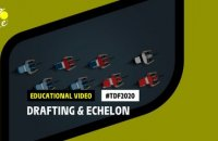 #TDF2020 The technical aspects of drafting and echelon