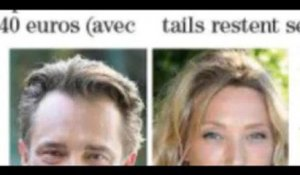 David Hallyday #8211; Laura Smet en pétage de câble #8211; rancœur tenace contre animateur (photo)
