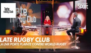 La LNR porte plainte contre World Rugby