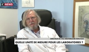 L'interview de Didier Raoult