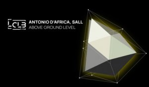 Antonio D'Africa, Sall - Above Ground Level (Original Mix) - Official Video (Le Club Black)