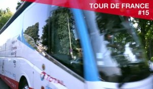 Tour de France 2020 - Autour de Autour du Team Total Direct Energie... (12)