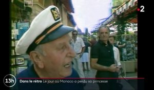 Monaco : retour sur la disparition de Grace Kelly