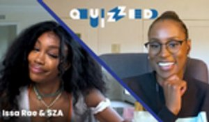 'Insecure' Fan SZA Gets Put to the Test by Issa Rae | Billboard's Quizzed