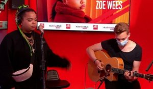 "Zoe Wees interprète Wait for You"" en live dans #LeDriveRTL2"