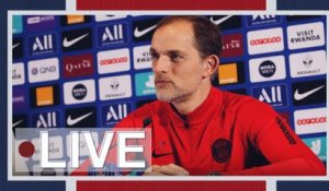 Replay: Conférence de Presse de Thomas Tuchel avant OGC Nice v Paris Saint-Germain