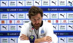 "Villas-Boas : ""C'est un bon point"""