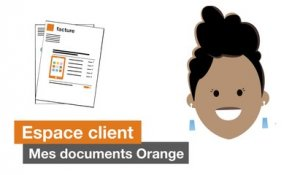 Mes documents Orange