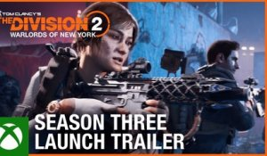 Tom Clancy's The Division 2: Season 3 Launch Trailer | Ubisoft [NA]