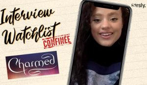 CHARMED : La Watchlist de Sarah Jeffery