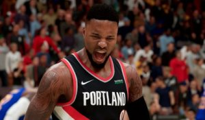 NBA 2K21 - Bande-annonce de gameplay PS5