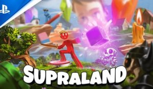 Supraland - Release Date Trailer | PS4