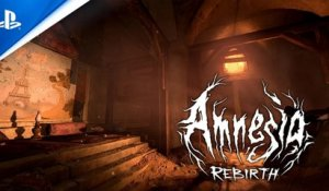 Amnesia: Rebirth - Story & Environment Trailer | PS4