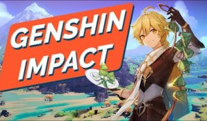 NETTOYAGE DE DONJON dans GENSHIN IMPACT ! Gameplay FR PC PS4 iOS ANDROID