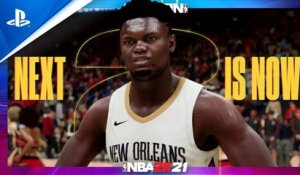 NBA 2K21 - MyTEAM: Next is Now - Season 2 Launch  | PS4