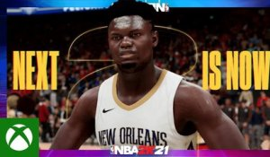NBA 2K21 MyTEAM Season 2: Next is Now