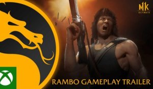 Mortal Kombat 11 Ultimate | Official Rambo Gameplay Trailer