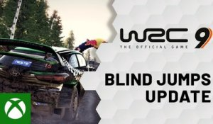 WRC 9 Blind Jumps Update