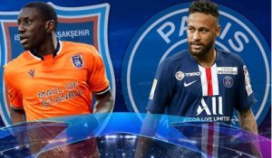 Istanbul Basaksehir-PSG : les compositions probables