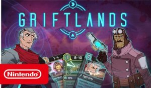 Griftlands: Nintendo Switch Edition – Announcement Trailer