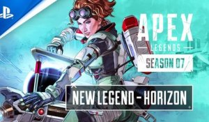 Apex Legends - Meet Horizon: Season 7 Character Vignette Trailer | PS4