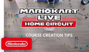 Mario Kart Live: Home Circuit - Course Creation Tips - Nintendo Switch