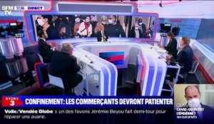 Story 3 : Confinement, les commerçants devront patienter - 11/11