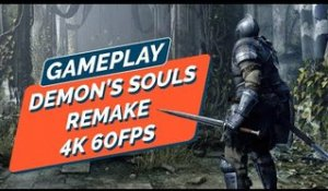 DEMON'S SOULS REMAKE : Immersion dans un nid de démons ! - GAMEPLAY 4K
