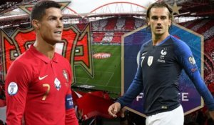Portugal - France : les compositions probables