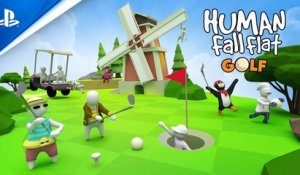 Human: Fall Flat - New Level Golf Out Now | PS4