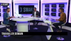 SMART JOB - Travailler demain du 8 septembre 2020