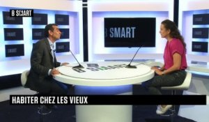 "BE SMART - L'interview ""Innovation"" de Justine Renaudet (Colette) par Stéphane Soumier"