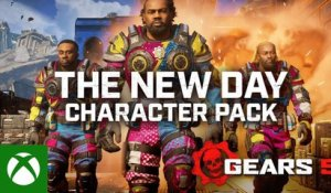 Gears 5 - The New Day Reveal Trailer