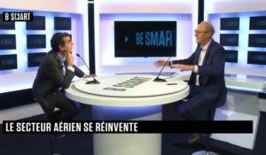 "BE SMART - L'interview ""Expertise"" de Stéphane Albernhe par Stéphane Soumier"