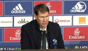 OL : Rudi Garcia distribue les bons points