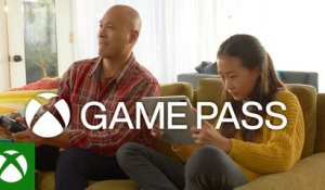 Discover your next favorite game together this holiday with Xbox Game Pass