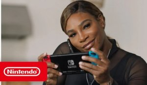 Serena Williams plays her favorite Nintendo Switch games – Just Dance 2021