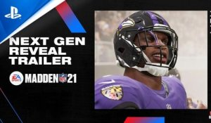 Madden NFL 21 - Feel Game Day: Official Next Gen Reveal Trailer | PS5