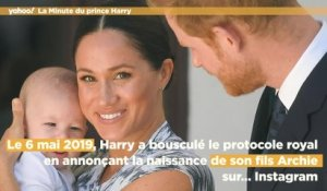 La Minute du prince Harry